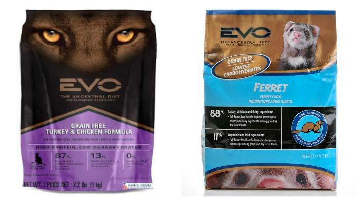 Evo-Cat-and-Ferret-Food-Recall
